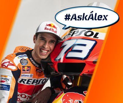 Álex Márquez responde a tus preguntas