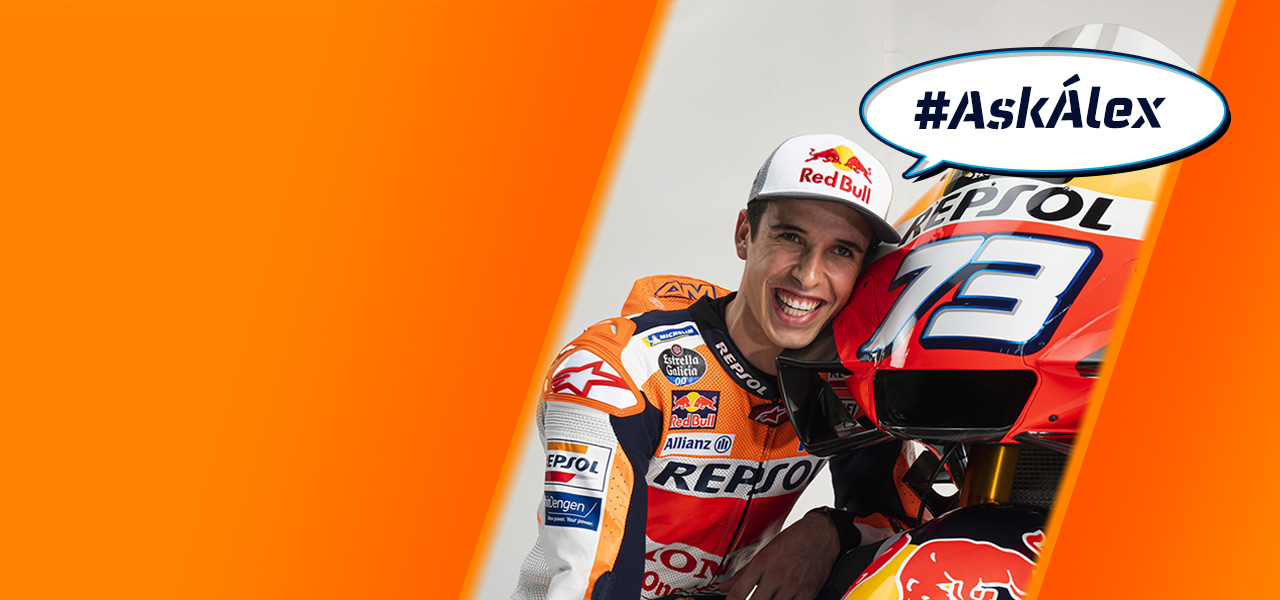 Álex Márquez answers your questions #AskÁlex