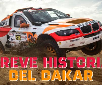 Coche de Isidre Esteve Repsol Rally Team