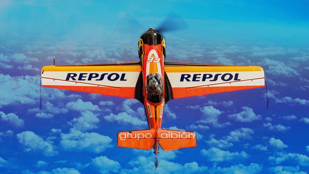 Guía rápida del Mundial de vuelo acrobático, donde participa Cástor Fantoba