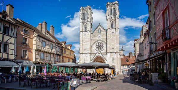 Plaza en Chalon-sur-Saône