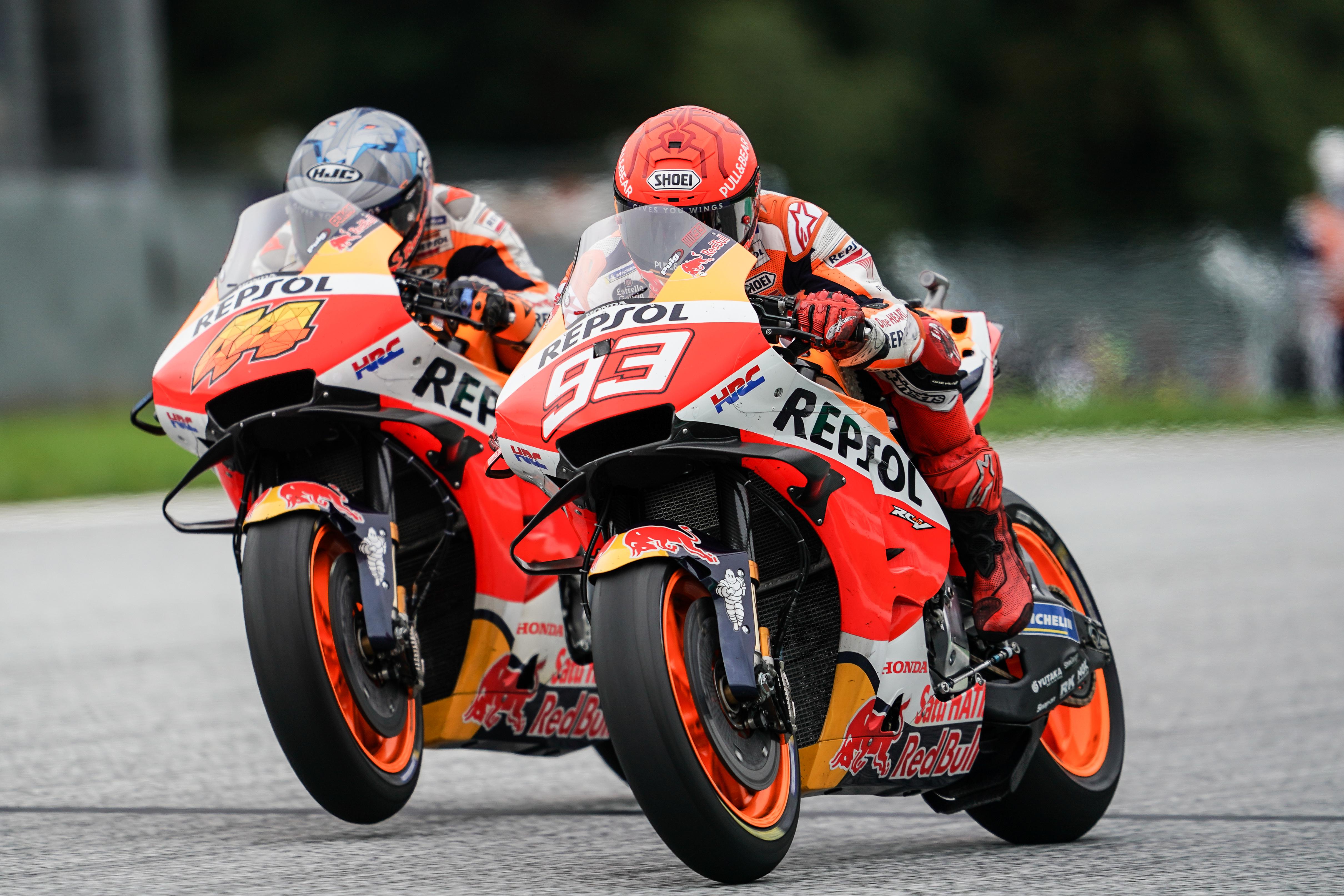 ⏰¡Horarios MotoGP del GP de Austria 2021!