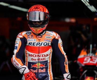 Marc Márquez Austrian GP 2021