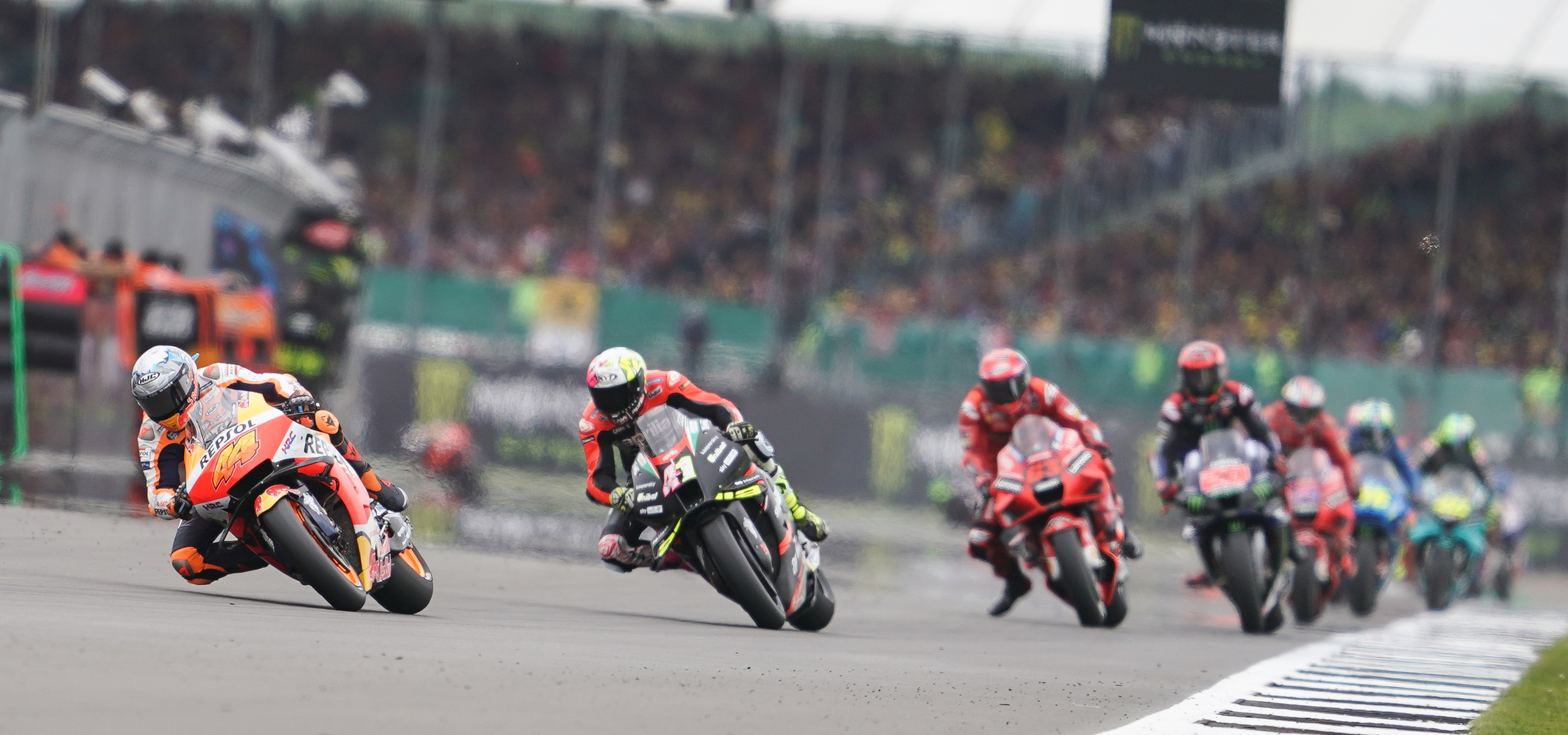 Pol Espargaró finishes fifth at Silverstone