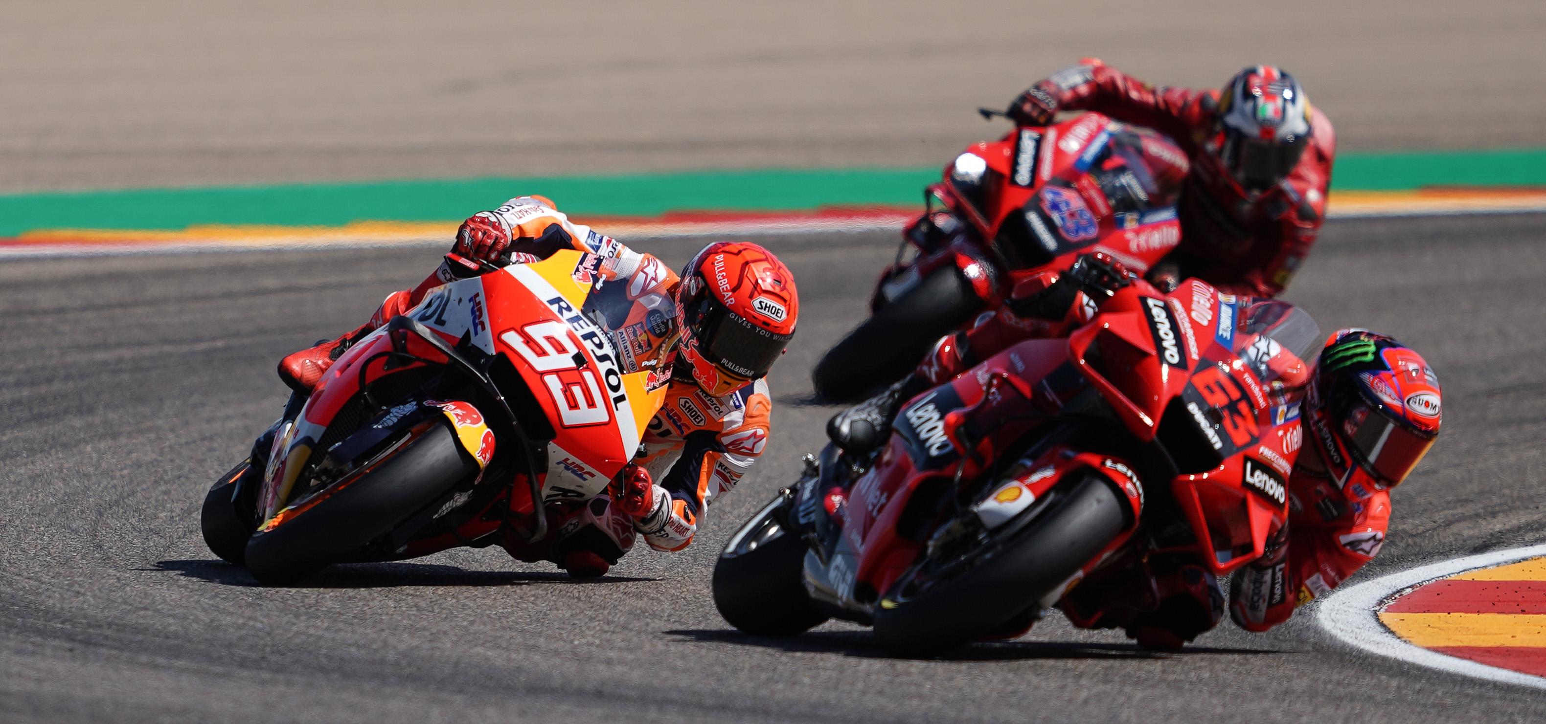 Repsol Honda Team return to action at Misano