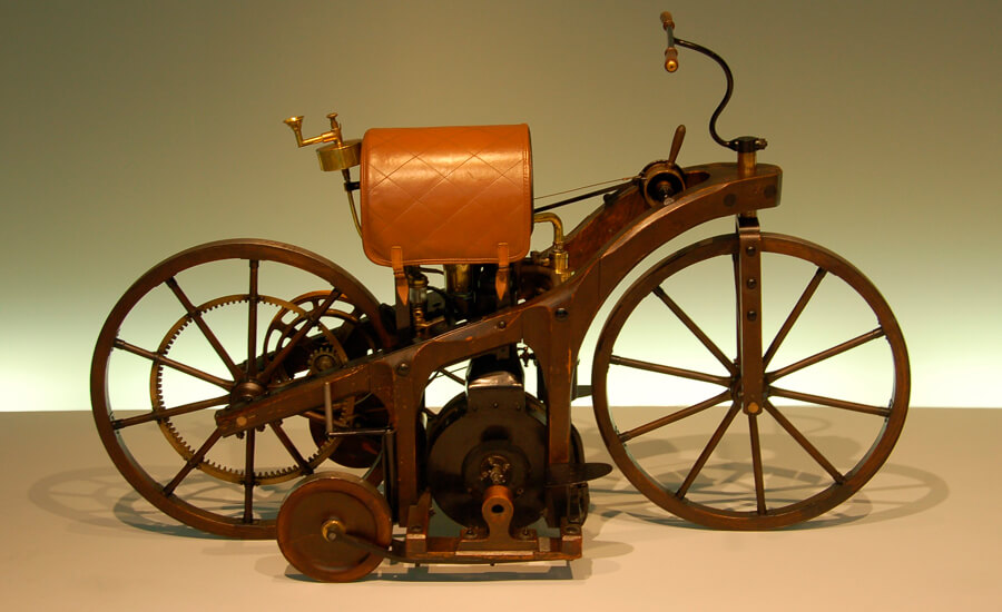 Daimler-reitwagen