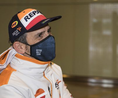Dakar 2021: Isidre Esteve vuelve del Dakar muy satisfecho con su progresión>