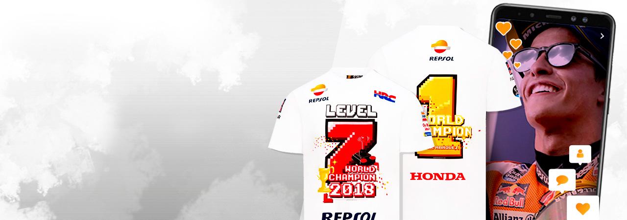 Destacado promo camisetas Márquez