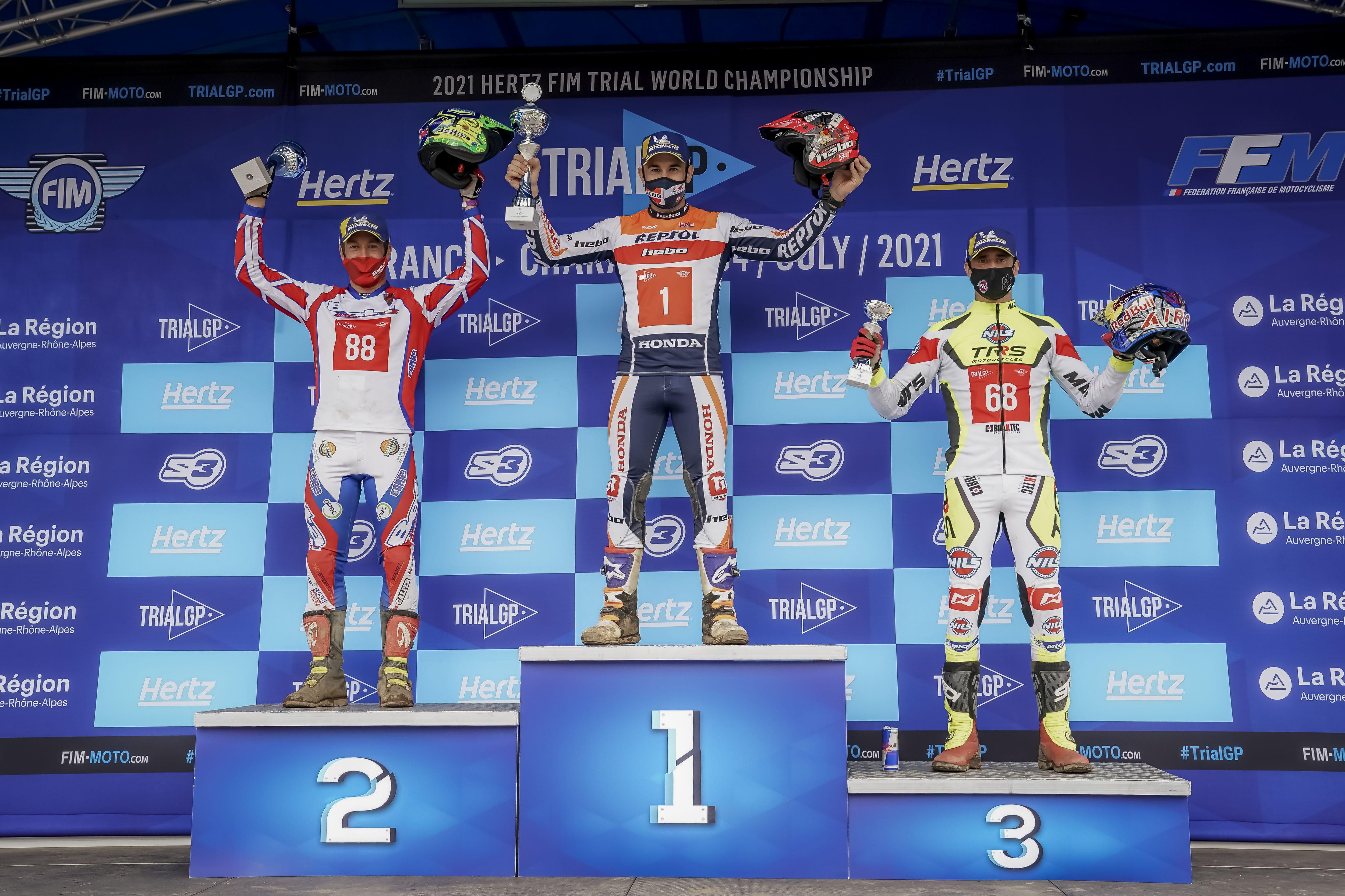 TrialGP 2021 - Round 3 - Charade, France