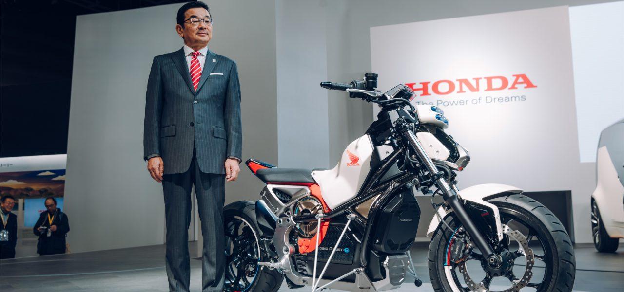 Las motos eléctricas Honda que vienen