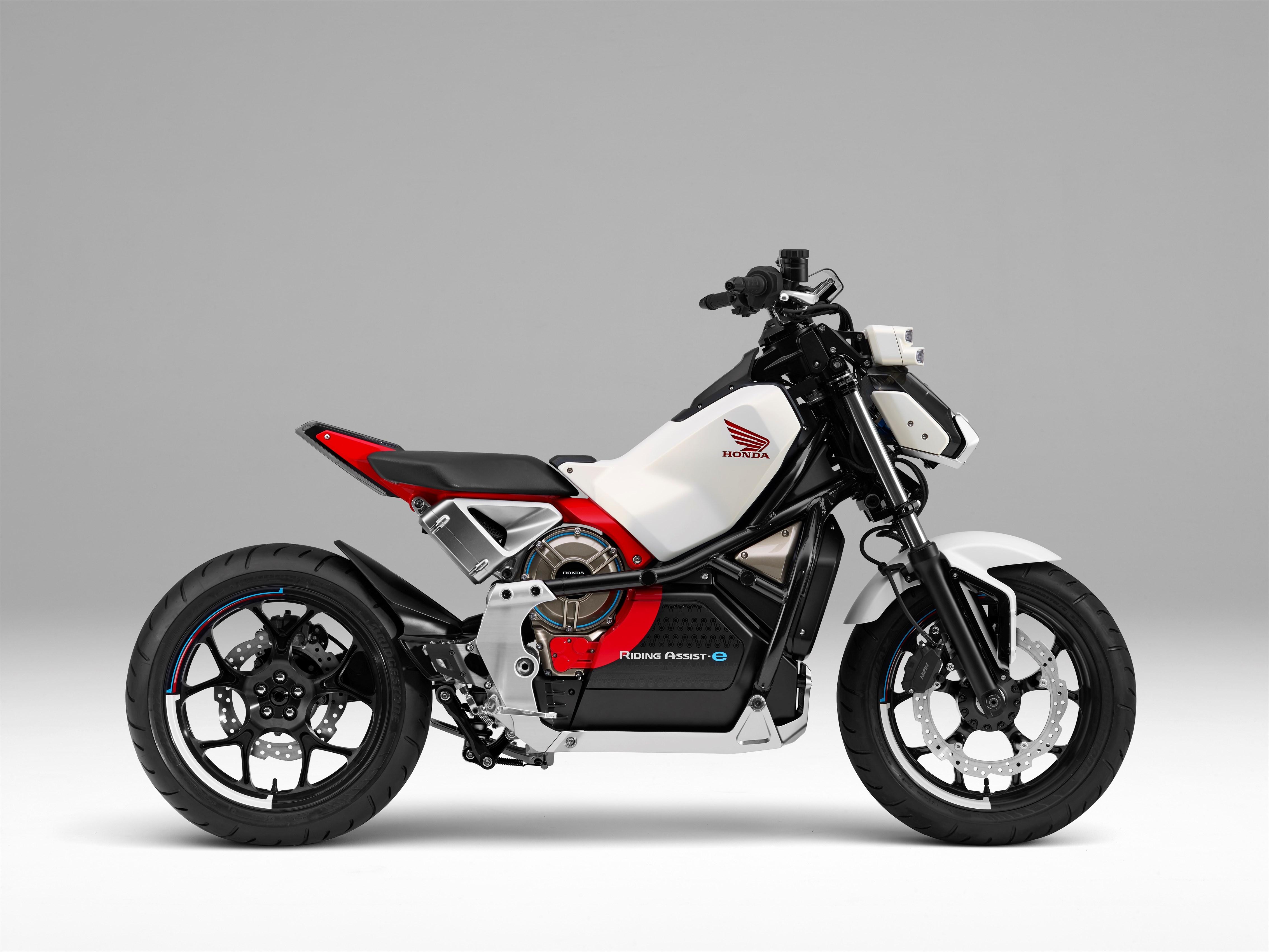 moto electrica Honda