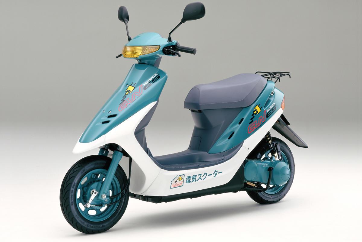 moto electrica de Honda
