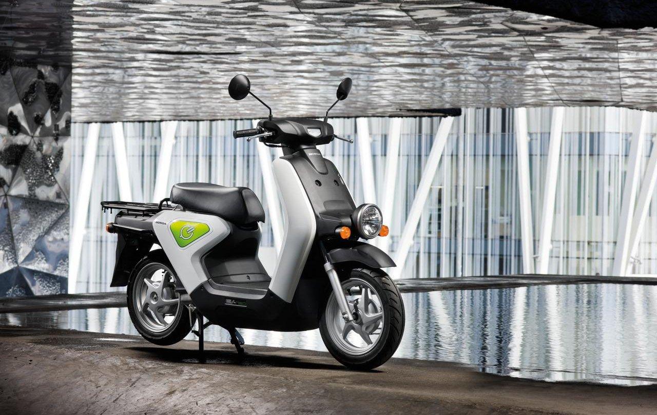 Honda moto electrica