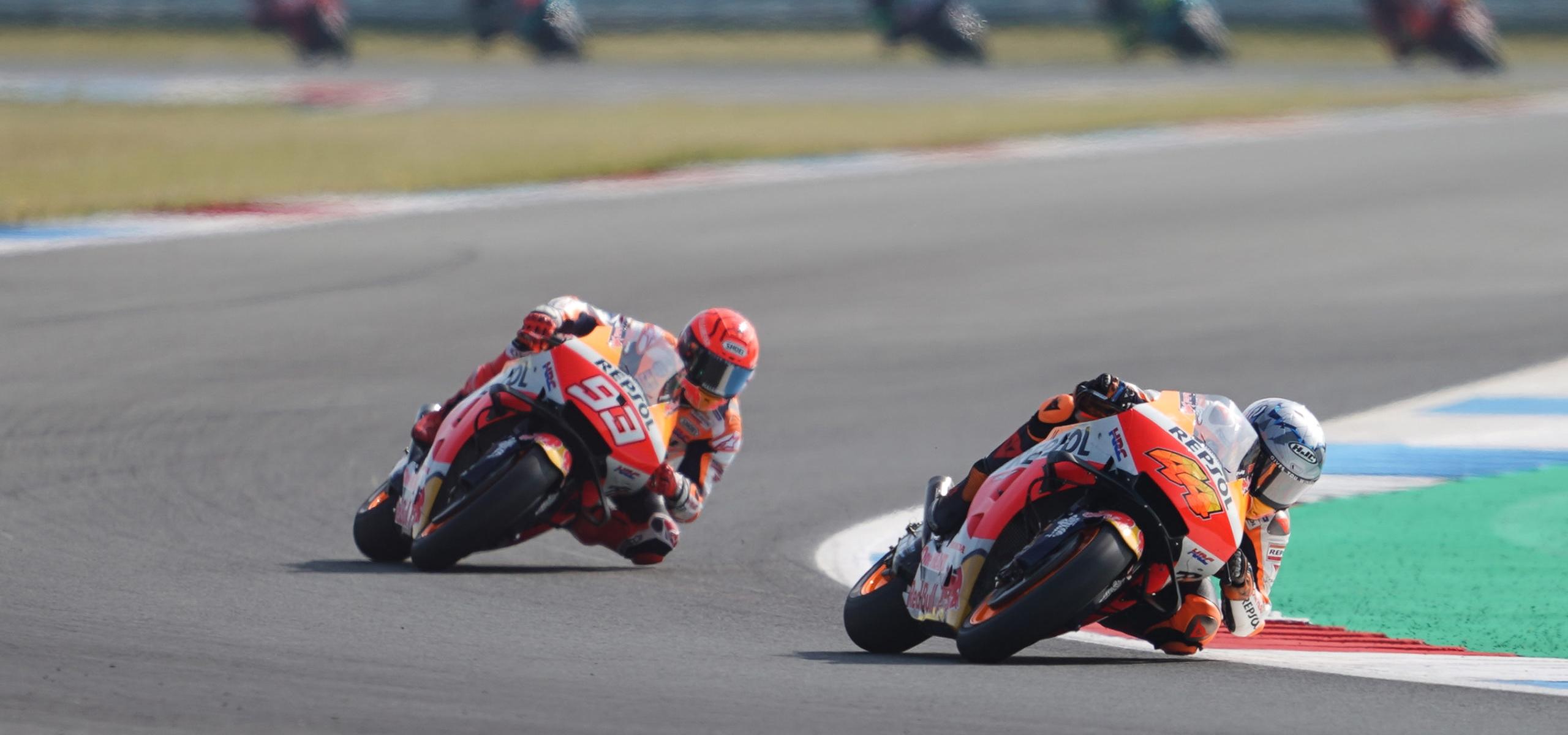 Repsol Honda Team back in the saddle in Austria
