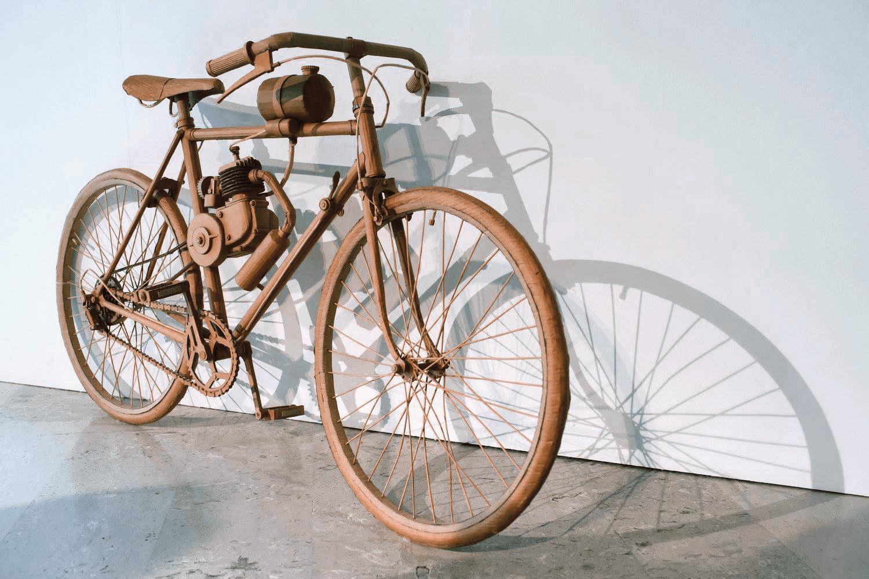 5 veces que las motos se convirtieron en obra de arte