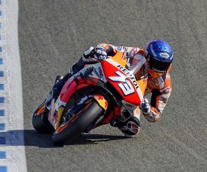 GP de Andalucía Alex Márquez