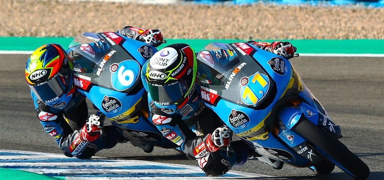 García Dols and Yamanaka enjoy great race in Jerez