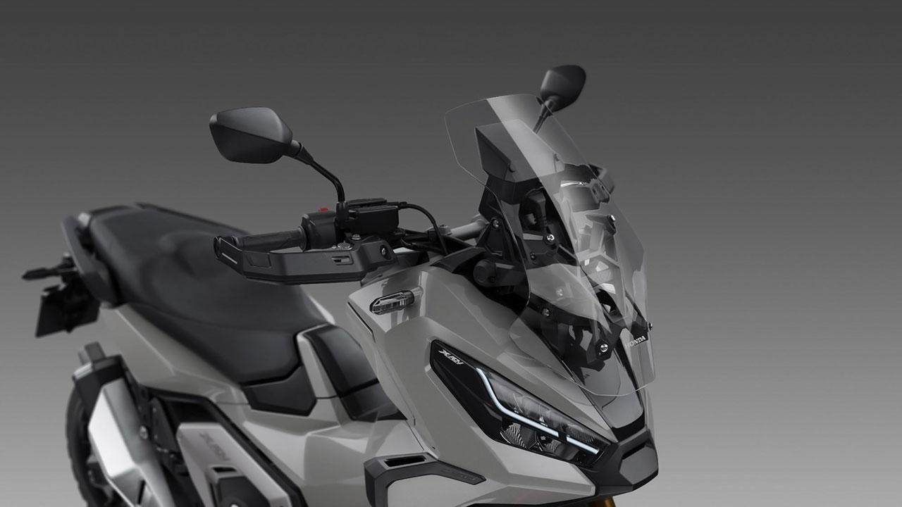Pantalla del Honda X-ADV 2021