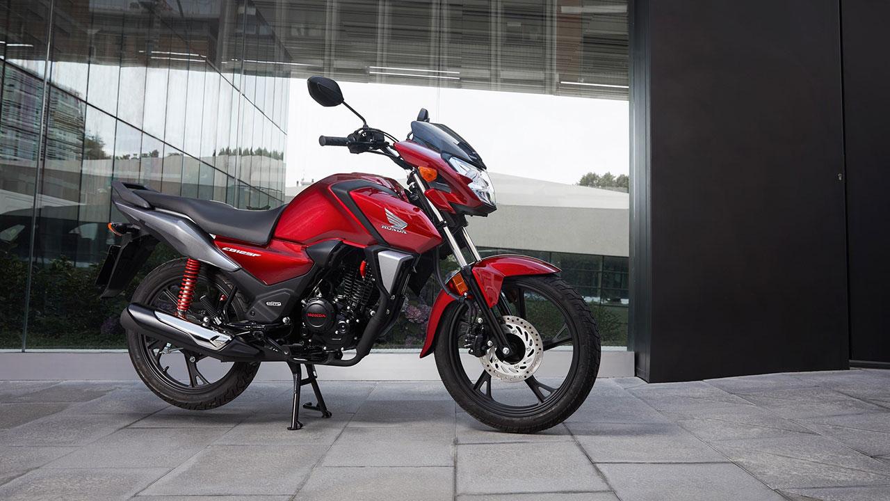 Moto Honda CB125F 2021