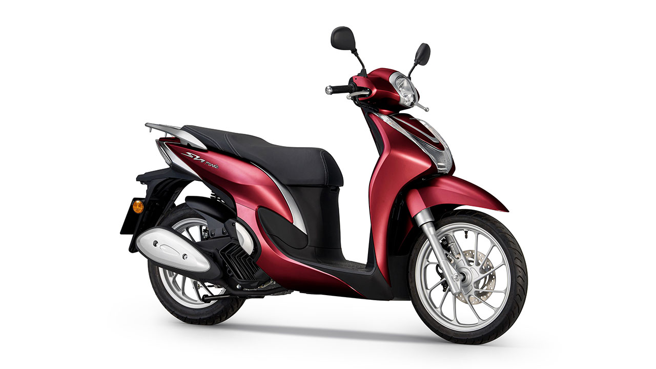 Scooter Honda SH MODE 125 2021