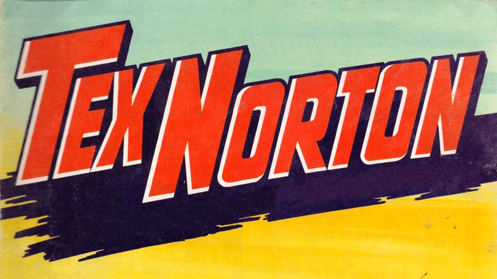 Las historias de Tex Norton, héroe motero