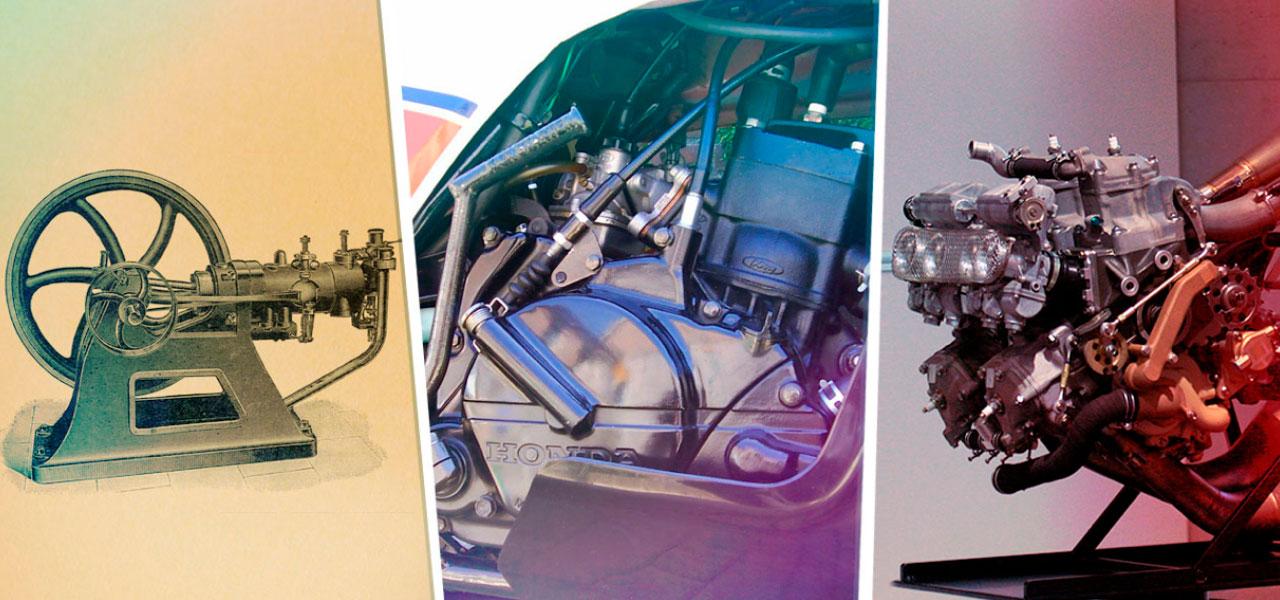 El motor de dos tiempos: el motor más potente del mundo