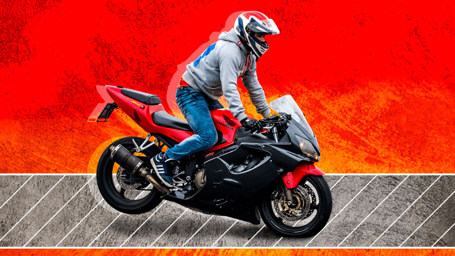 Récords encima de una moto (Parte II)