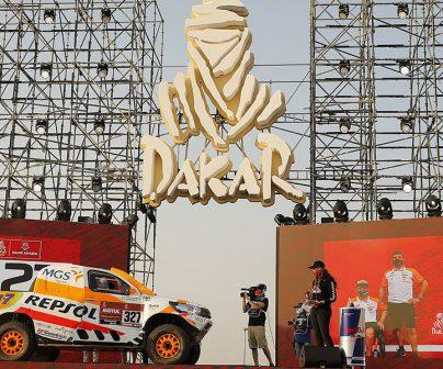 Dakar 2021 prólogo