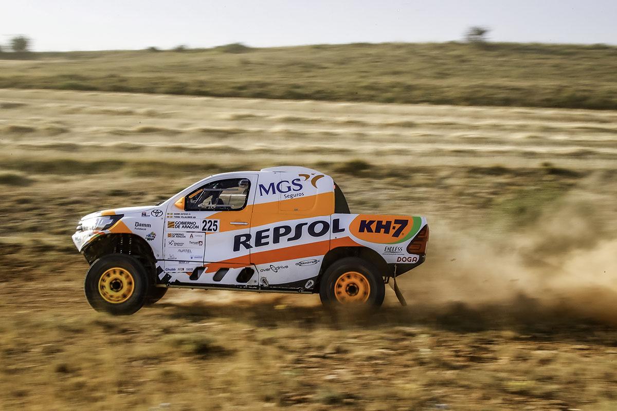 Isidre Esteve, 2021, Repsol Rally Team
