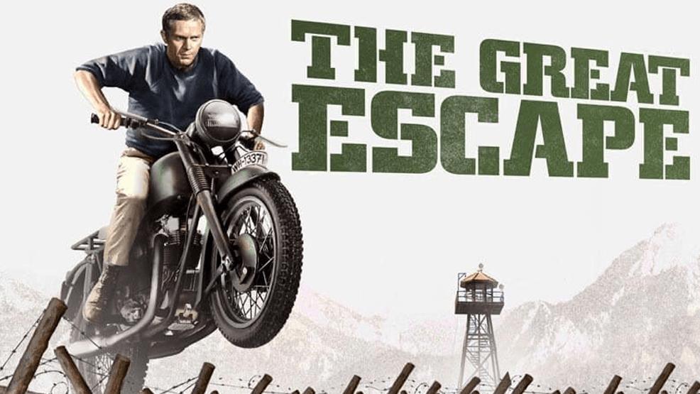 'La gran evasión' o cómo una peli de guerra esconde una de las mejores escenas moteras de la historia