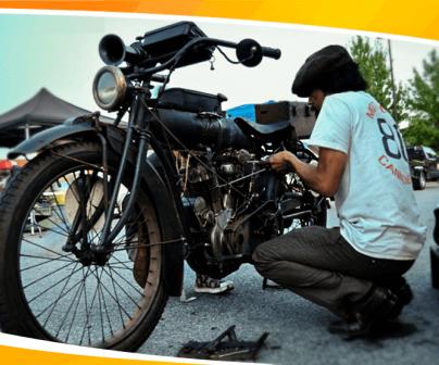 Las increíbles motos modificadas de Shinya Kimura
