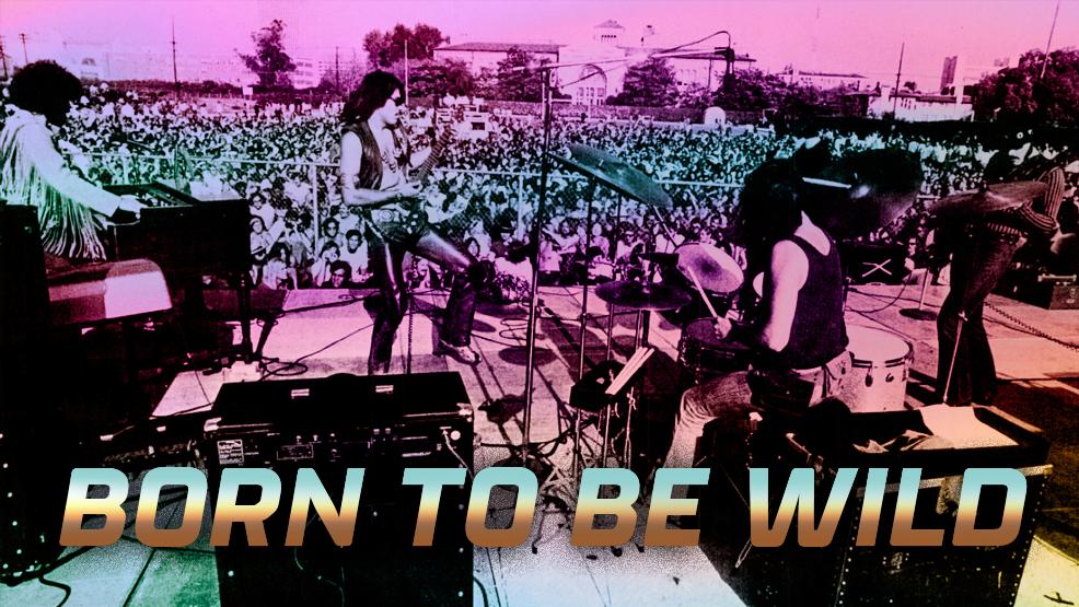 Las mil y una maneras de cantar el mítico 'Born to be wild'