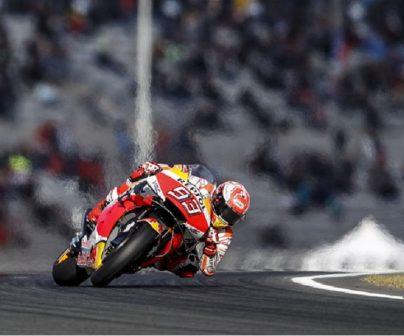 Marc Márquez places second on final grid of 2019>