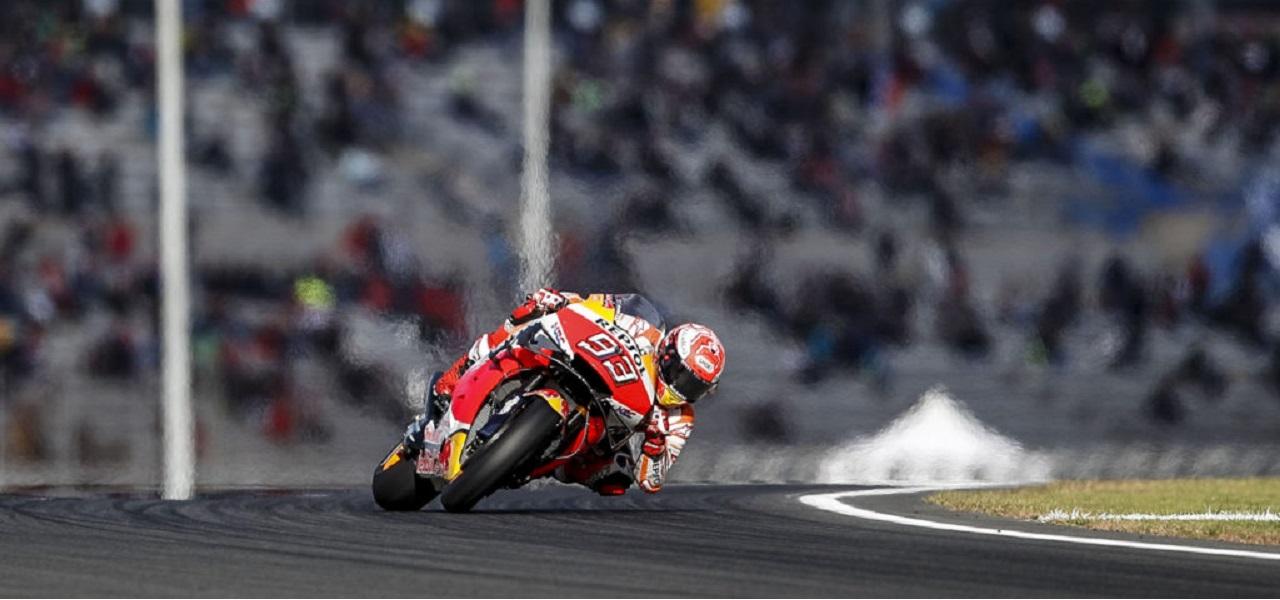 Marc Márquez places second on final grid of 2019