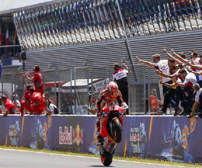 Márquez en Jerez 2019