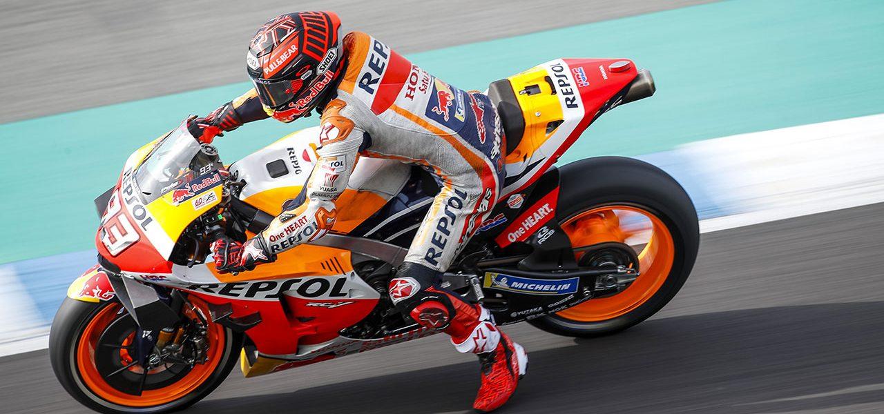 Cinco claves en el pilotaje de una MotoGP