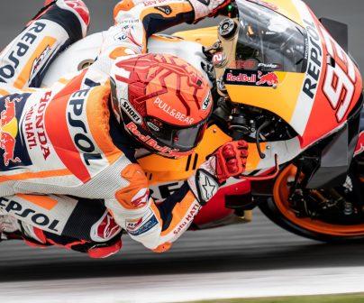 Marc Márquez saldrá desde la segunda línea de la parrilla en Le Mans>