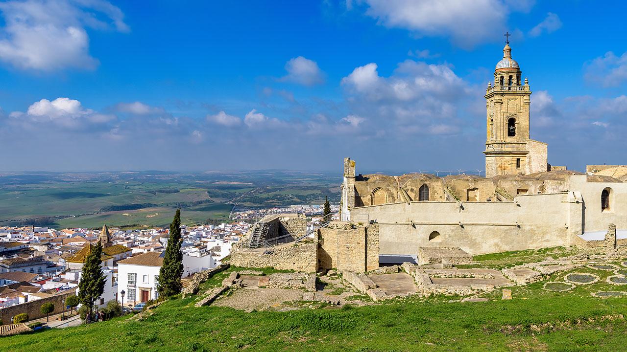 Pueblo de Medina Sidonia