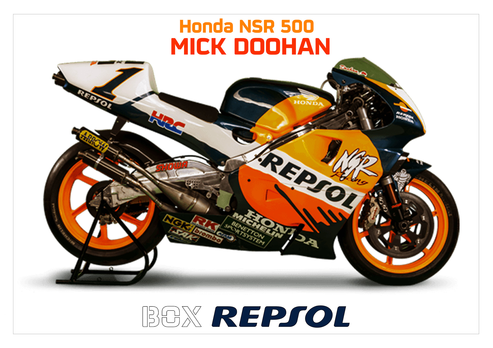 Honda NSR 500 (1995-1998)