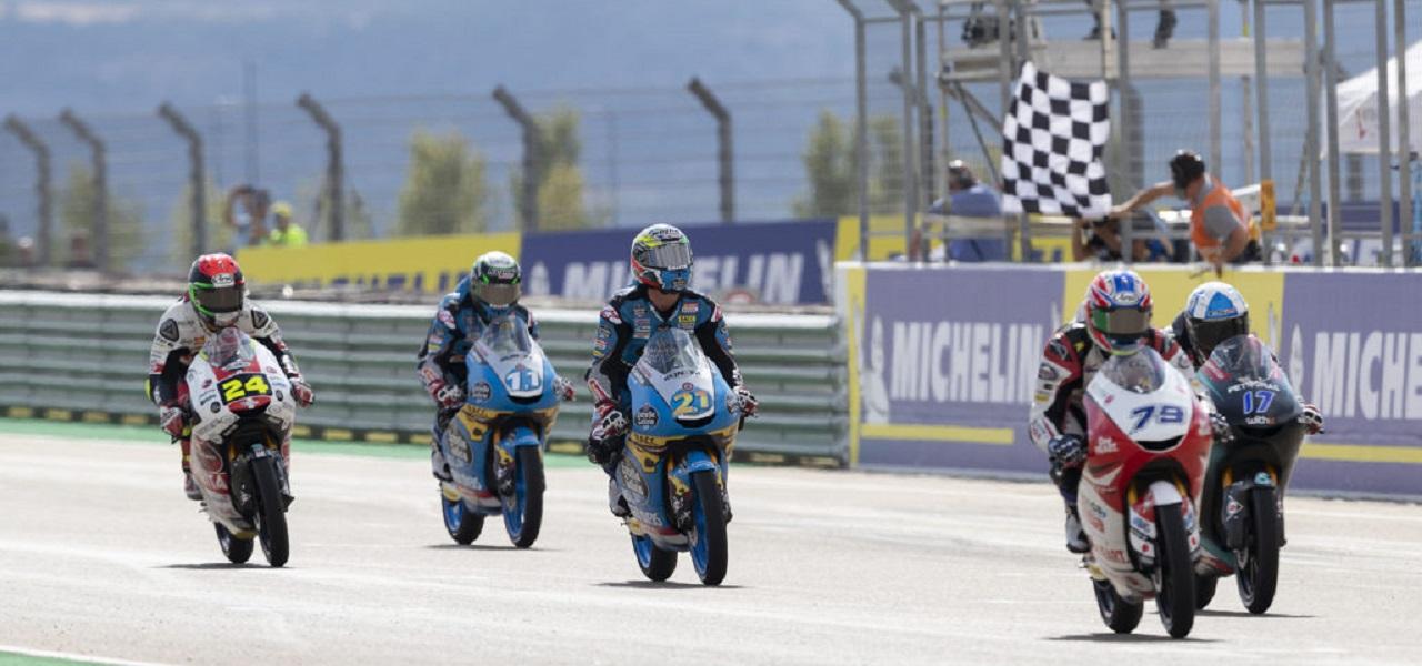 López acaricia el podio y García logra una meritoria séptima posición