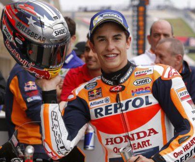 Quinta 'pole' consecutiva de Márquez en Las Américas