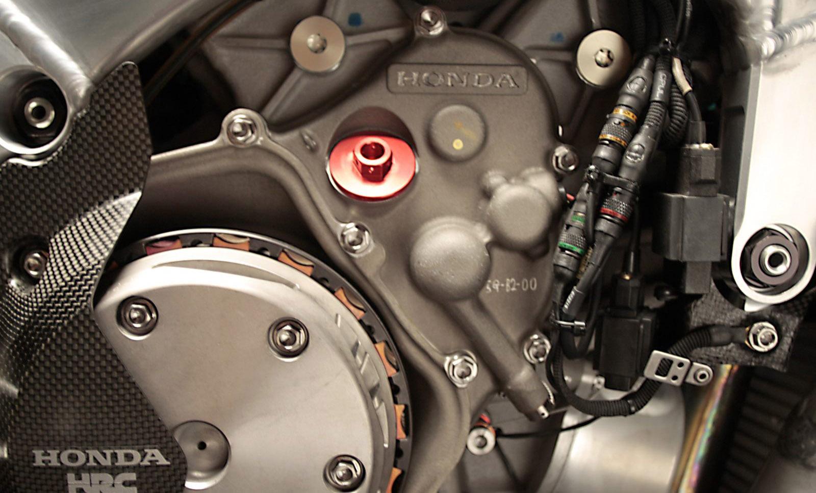 Motor de competición