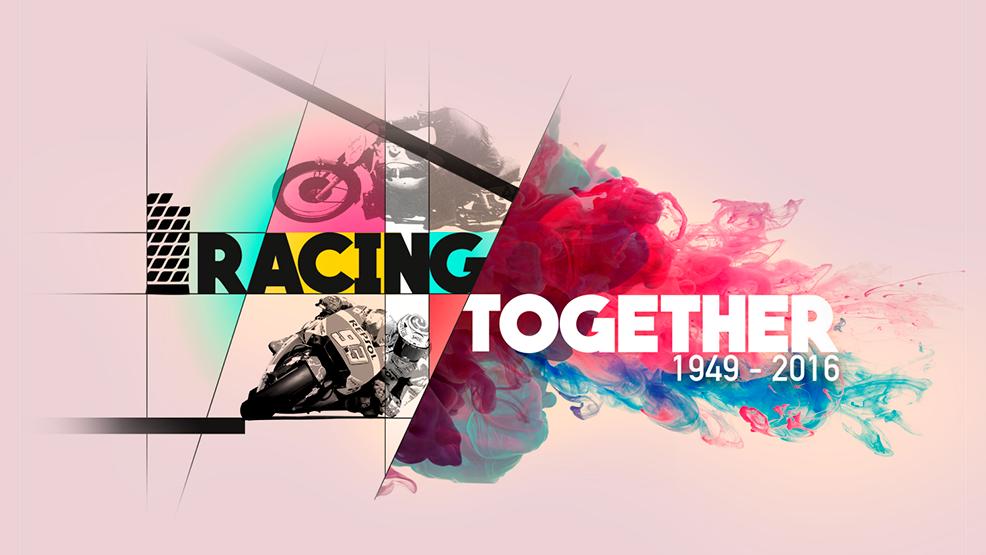 """""""Racing Together"""" MotoGP a corazón abierto"""