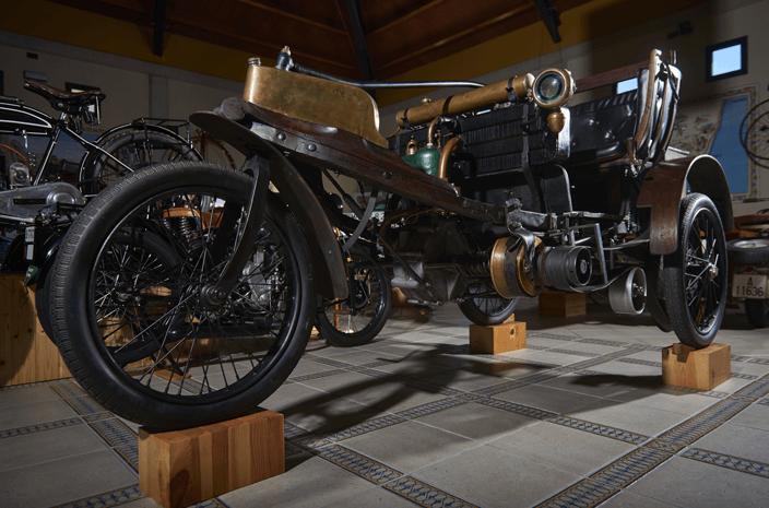 Ricardo Fracés el abuelo de las 350 motos