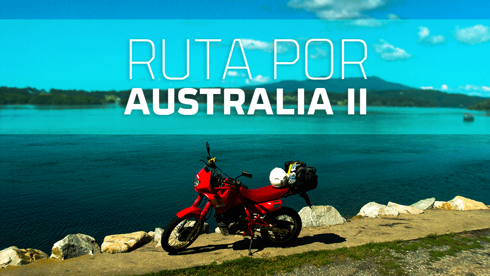 Ruta por Australia en moto: el viaje de tu vida (Parte II)