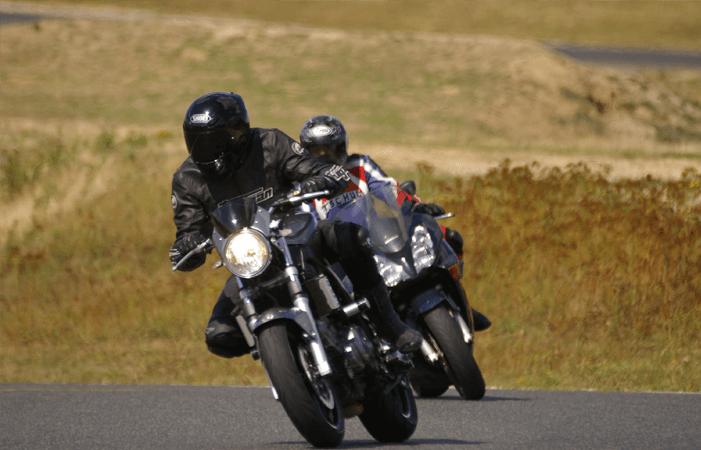 Las motos y la crisis de los 40