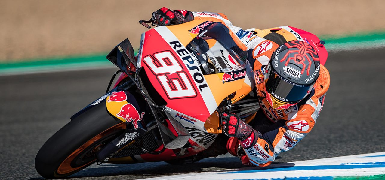 Repsol Honda Team back up to speed in Jerez
