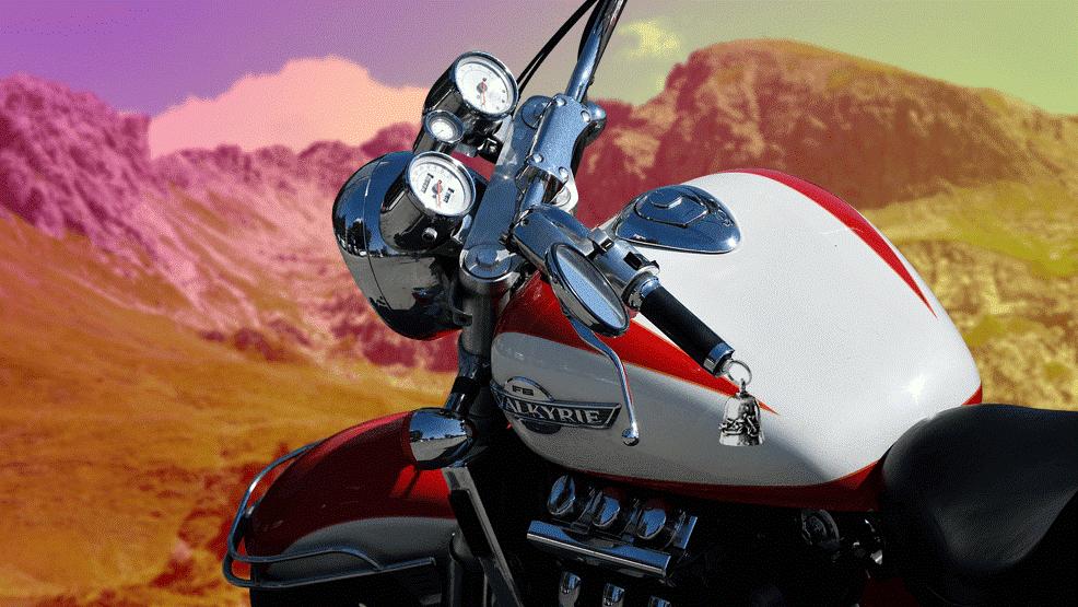 Guardian bells o ¿por qué algunas motos llevan una pequeña campana?