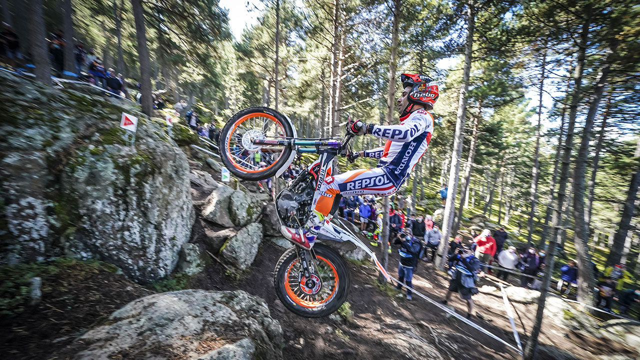 Bou remains series leader with victory and second place in Andorra