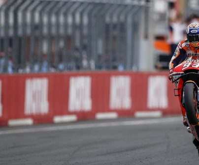 Márquez wins tenth race of the season at home of Honda>